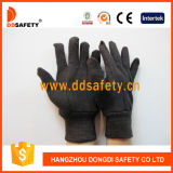 Ddsafety 2017 Brown Jersey Work Glove