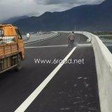 Amarillo Blanco Tráfico Termoplástico Road Marking Pintura