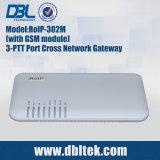 Kreuz-Netz VoIP Kommunikationsrechner (RoIP-302M)