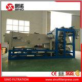 最もよい排水パフォーマンス沈積物の処置機械
