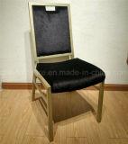 Banquete de aluminio del hotel Wedding la silla americana