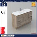 Governo di legno di vendita caldo della mobilia della stanza da bagno di Melaimine con il Governo dello specchio