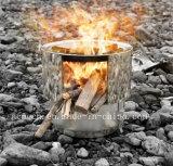 Stufa multi di campeggio del combustibile di vendita calda per la stufa antivento di picnic esterno