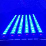 Luz de la colada de la pared de la etapa 18X12W RGBW 4in1 LED de DMX de interior