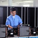 GPRS 시스템 소다를 위한 가득 차있는 접촉 스크린 자동 판매기