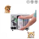 Medizinischer Tiergebrauch-bewegliche Haustier-Anästhesie-Maschine