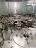 Agua de soda carbónica que hace la máquina