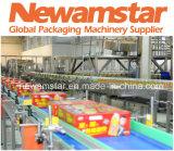 Чонсервные банкы Ffor машины для упаковки случая/коробки Newamstar высокоскоростные, бутылки