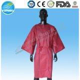 De beschikbare die Robes van het Bad van de Kimono in China, de Niet-geweven Kimono van het Document worden gemaakt