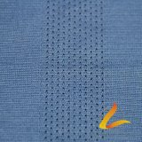 Tela elástico hecha punto de Lycra del Spandex del poliester para la aptitud de la ropa de deportes (LTT-TWB#)