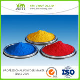 Rivestimento termoindurente della polvere di colore amichevole di Eco per esterno usato
