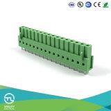 A UTL Fabricação 5,0Mm Pitch Blocos de terminais de Fechamento elétrico da rosca