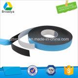 2 마스크 1.0mm 접착성 접착제 PE 거품 테이프 (BY1010)