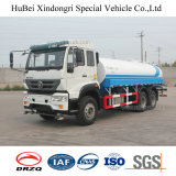 15cbm 15ton Sinotruk Steyr de Euro Vrachtwagen van de Sproeier van de Container van Water 5 met Dieselmotor