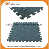 половые коврики 60X60cm цветастые блокируя резиновый для Crossfit