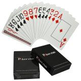 Cartões de jogo novos do póquer do clube PVC/Plastic do póquer