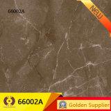 Neuer Marmorfliese-Blick polierte glasig-glänzende Porzellan-Fußboden-Fliesen (66002A)