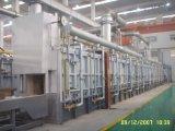 Foyer de rouleau durcissant et gâchant la ligne de traitement thermique
