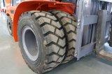 5トンのディーゼル機関の自動変速機のフォークリフト
