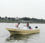 рыбацкая лодка Panga стеклоткани 26D роскошная для сбывания