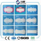 Fabricante de la servilleta sanitaria de señora Soft Leak Guard con precio barato