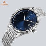 Reloj de lujo del cuarzo del reloj del Mens de la alta calidad con el movimiento suizo 72742