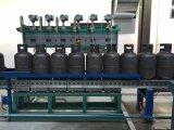 Chaîne de production d'outre-mer de cylindre de gaz de LPG d'installation