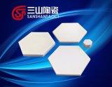 Allumina esagonale di ceramica per l'inserimento della diagonale 30*4mm della piastrina