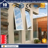 Comercial de aluminio Custom diseños de la ventana de colgado arriba