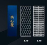 Porte bien choisie élégante d'acier inoxydable de garantie grande