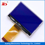 Visualizzazione standard negativa blu dell'affissione a cristalli liquidi del grafico di Stn del modulo dell'affissione a cristalli liquidi