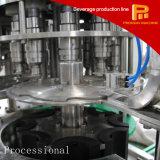 Máquina de rellenar purificada automática del agua potable para la botella de cristal del animal doméstico