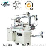 Machine de découpage à haute vitesse Was300 CNC Double-Servo
