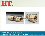 真鍮の旋回装置のナット連合付属品