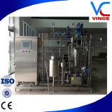 Pasteurisateur tubulaire pour ligne de production de boissons