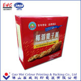 Китай продукты пользовательское поле складывания бумаги для печати упаковки,