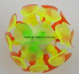 Nuovo gioco di sfera di plastica di aspirazione del gioco di sfera della cattura dei giocattoli dei capretti