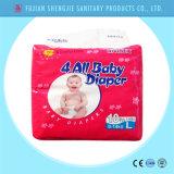 Großverkauf gedruckte Softcare schläfrige Baby-Windel-Wegwerfhersteller in China