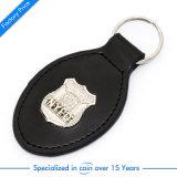 Мода эмали из натуральной кожи ручной работы держателя ключа брелок Keyholder цепочки ключей