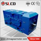 Verpackungsmaschine-Hochleistungsgetriebe der rechtwinkligen Welle-B3-8 schraubenartige abgeschrägte