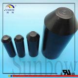 2: 1개의 Polyolefin 열 수축 전기 철사 엔드 캡