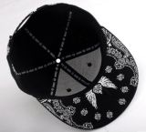 La manera de encargo de la insignia capsula Snapbacks en varios tallas, diseños, materiales e insignias