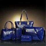 ショルダー・バッグの戦闘状況表示板の財布の革女性メッセンジャー袋の女性のハンドバッグ
