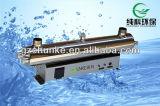 Aço inoxidável Chunke Esterilizador UV para filtro de Tratamento de Água ck-UV5T