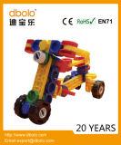Le modèle neuf développent les synthons 3D déformés par ABS mol chaud coloré en gros de vente d'assurance qualité de la Chine d'intelligence