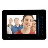 """2.4G sistema di obbligazione domestica del campanello del citofono del telefono del portello del video della radio 7 """" video"""