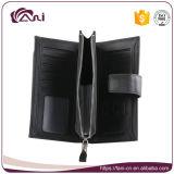 Магнита способа Fani бумажник черного людской кожаный для женщин
