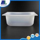 Большая емкость прозрачной пластиковой упаковки продуктов контейнер