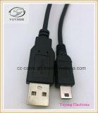 Usb-Kabel, Typ USBc$sein-mini-USB-4p-B