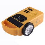 Im Freien Emergency Solarmultifunktionslichter des dynamo-LED